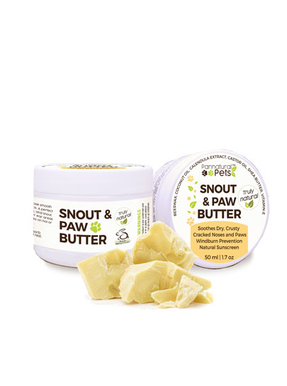 All Natural Snout and Paw Butter