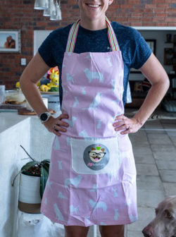 Funky Aprons for pet lovers