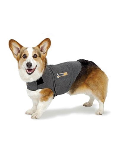Thundershirt for Dog Anxiety in Grey