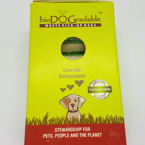 BioDOGrable Waste pick up bags