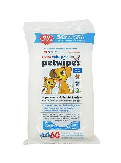 Petwipes Value Pack