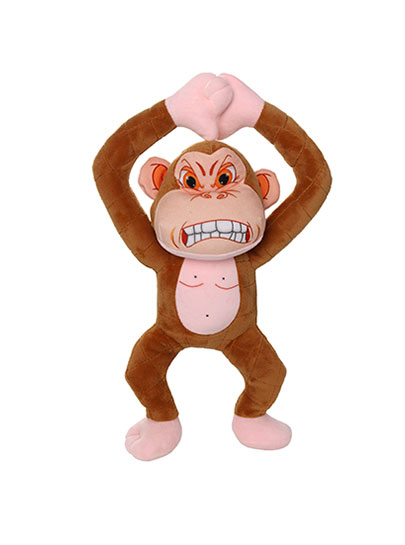 Mighty Angry Animals Monkey