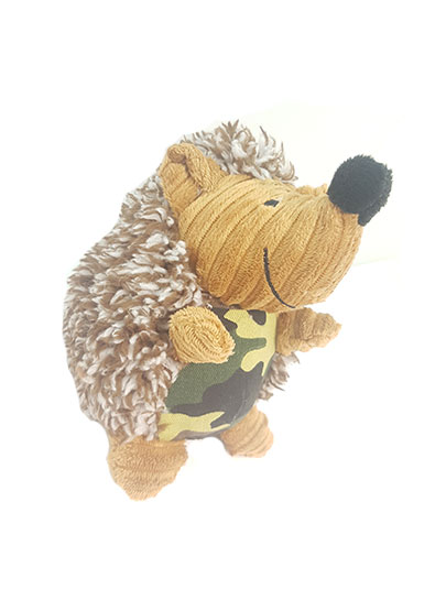 Plush Hedgehog Seadog Sport