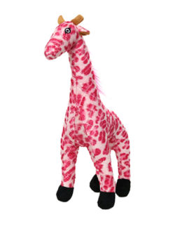 Mighty Safari Giraffe in Pink
