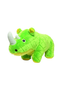 Mighty Safari Rhino in Green
