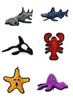Tuffy Ocean Animals