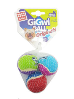 Gigwi Originals Tennis Balls