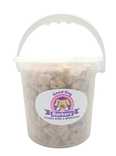 Good Dog Barkery Bucket of Treats