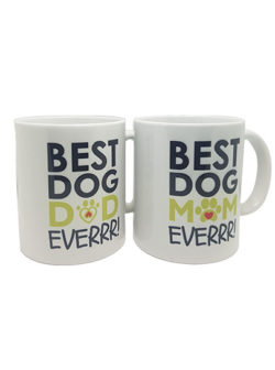 Best Dog Mom/Dad Mug