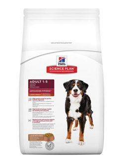Hills Advanced Fitness Adult Large Breed Lamb & Rice