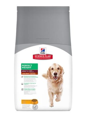 Hill's Canine Adult Perfect Weight Large Breed with Chicken