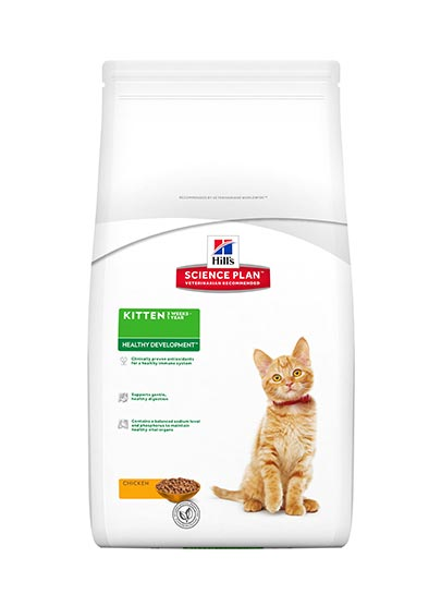 Hills Kitten Healthy Development Chicken Flavour