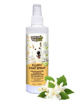 All Natural Fluffy And Clean Jasmine Spray
