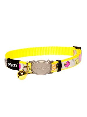 Rogz ReflectoCat Collar