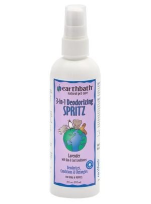 Earthbath 3-in-1 Deodorizing  Spritz - Lavender