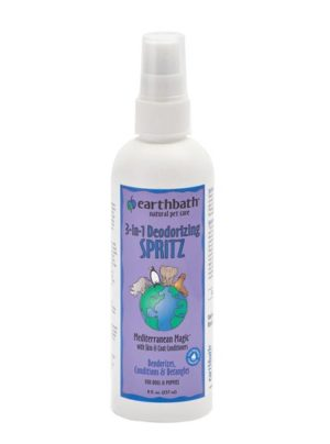 Earthbath Mediterrannean Magic 3-1n-1 Deodorizing Spritz  Rosemary