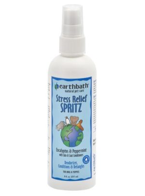 Earthbath Soothing Stress Relief Shampoo Eucalyptus & Peppermint