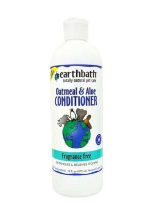 Earthbath Oatmeal & Aloe Conditioner - Fragrance Free
