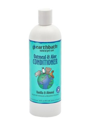 Eathbath Oatmeal & Aloe Conditioner - Vanilla & Almond