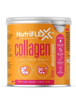 Collagen Advanced Mobility Complex for Dogs & Cats
