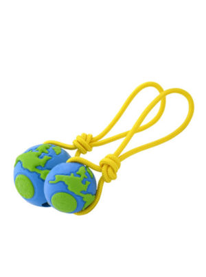 Planet Dog Orbee-Tuff Rope Ball