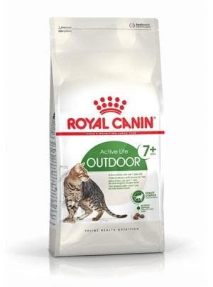 Royal Canin Feline Health Nutrition Dry Outdoor