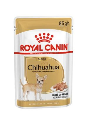 Royal Canin Chihuahua Adult Meaty Sachets