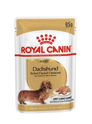 Royal Canin Dachshund Adult Meaty Sachets