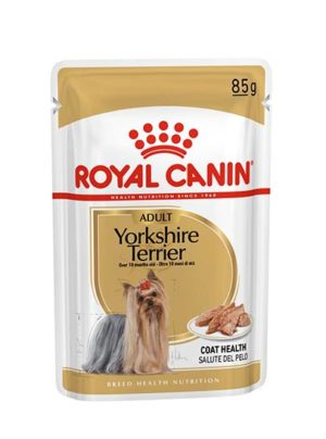 Royal Canin Yorkshire Adult Meaty Sachets