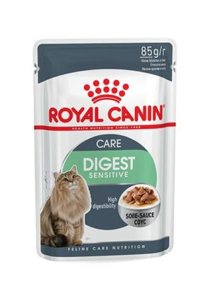 Royal Canin Feline Health Nutrition Digest Sensitive in Gravy