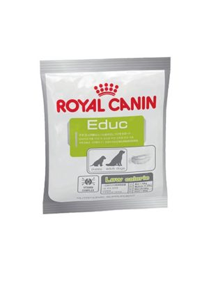 Royal Canin Educ Nutritional Supplement as Training Aids