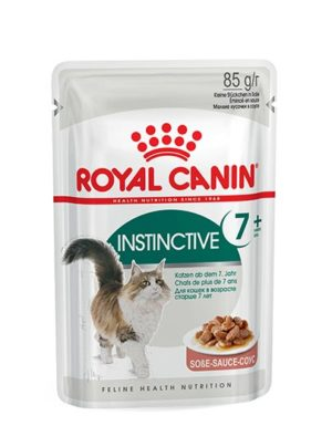 Royal Canin Feline Health Nutrition Instinctive 7+ Gravy
