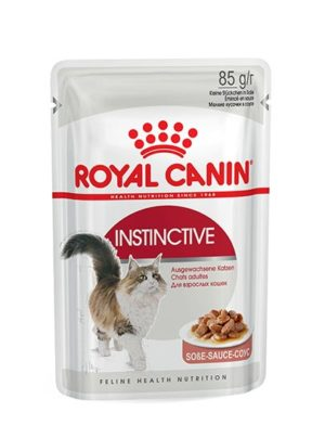 Royal Canin Feline Health Nutrition Instinctive in Gravy