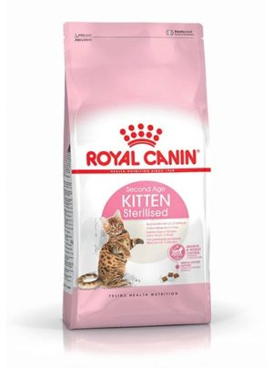 Royal Canin Feline Sterilized Dry Kitten
