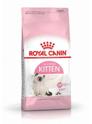 Royal Canin Feline Health Nutrition Dry Kitten