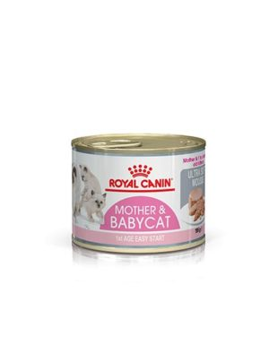 Royal Canin Feline Health Nutrition Mother & Babycat Soft Mousse