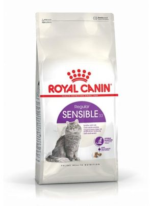 Royal Canin Feline Health Nutrition Dry Sensible