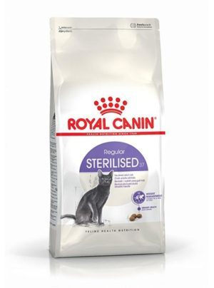 Royal Canin Feline Sterilized Dry from 1 - 7 years