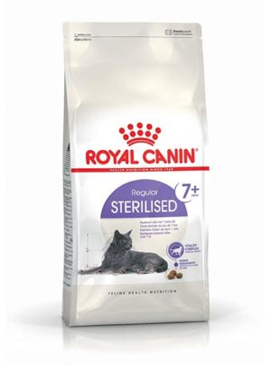 Royal Canin Feline Sterilized Dry 7 - 12 Years