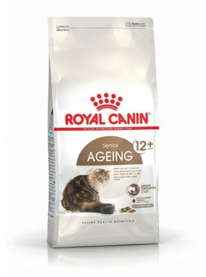 Royal Canin Feline Health Nutrition Dry Ageing 12+