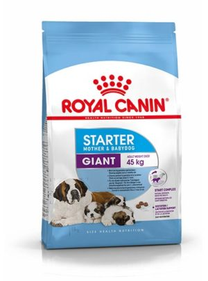 Royal Canin Giant Starter Mother & Baby Dog