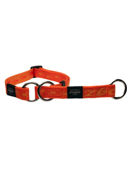 Rogz Alpinist Web Half Check Collar