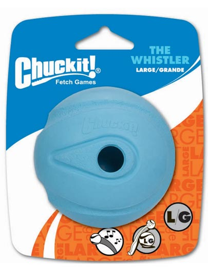 Chuckit Launcher Compatible Whistler Ball 1 Pack