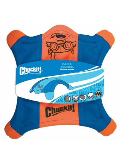 Chuckit Flying Squirrel