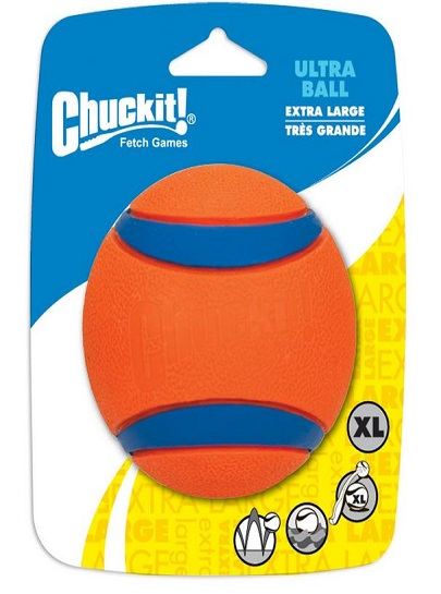 Chuckit Launcher Compatible Ultra Ball 1 Pack