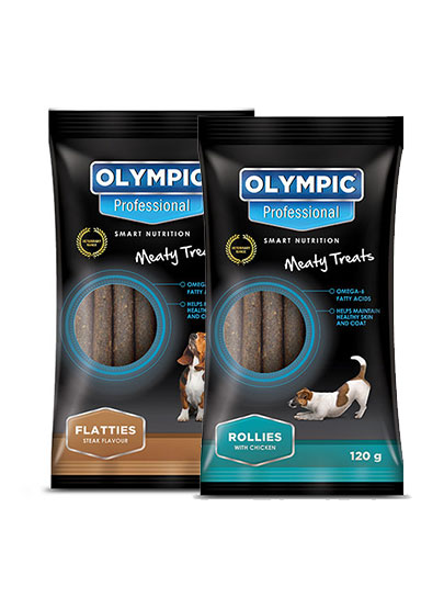 Olympic Professional Meaty Treats