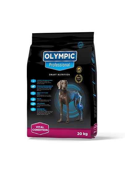Olympic Professional Vital Conditioning Dog Food