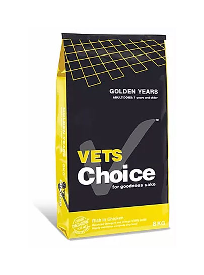 Vets Choice Golden Years