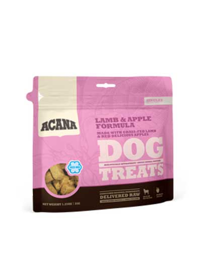Acana Singles Treats - Lamb & Apple Formula