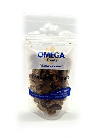 Omega Treats Fish Training Treats
